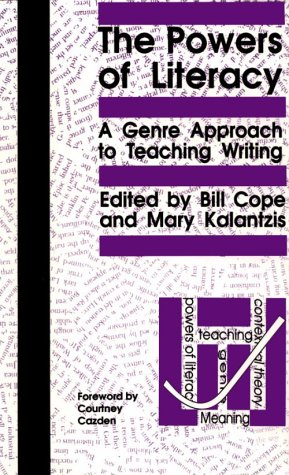 9780822961048: The Powers of Literacy: A Genre Approach to Teaching Writing (Pittsburgh Series in Composition, Literacy and Culture)