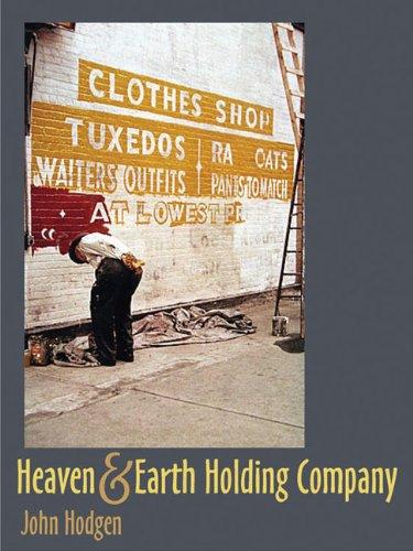 9780822961147: Heaven & Earth Holding Company (Pitt Poetry Series)