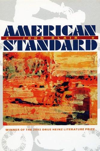 9780822962441: American Standard (Pitt Drue Heinz Lit Prize)