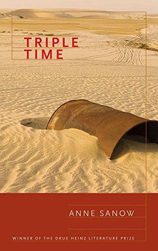 9780822963141: Triple Time (Pitt Drue Heinz Lit Prize)