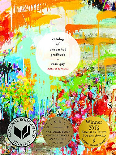 9780822963318: Catalog of Unabashed Gratitude (Pitt Poetry Series)