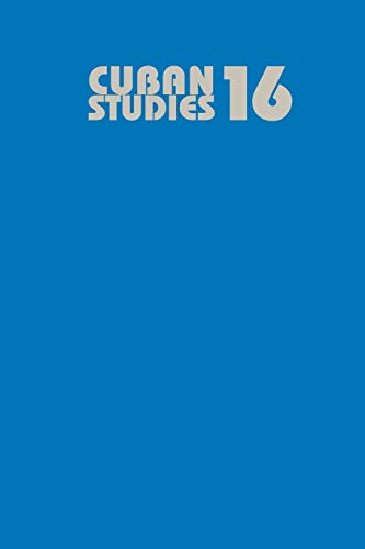 9780822963394: Cuban Studies 16