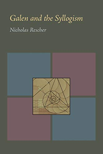 9780822983958: Galen and the Syllogism