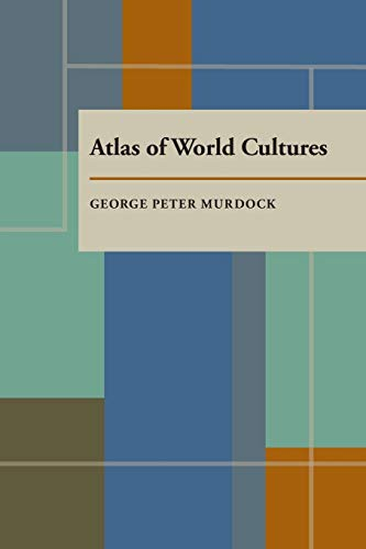 9780822984856: Atlas of World Cultures