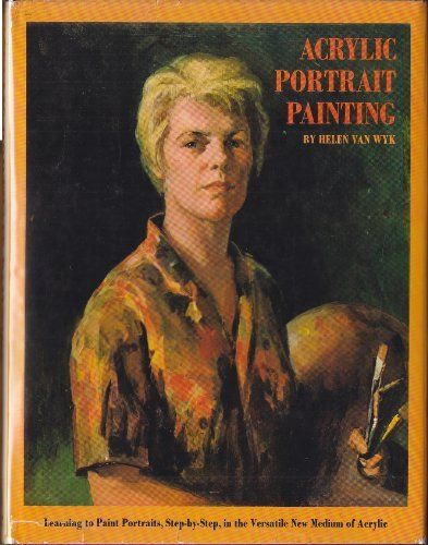 9780823000753: Acrylic Portrait Painting