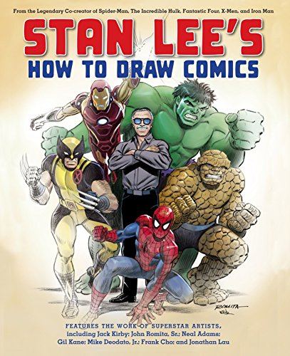9780823000838: Stan Lee's How to Draw Comics: From the Legendary Creator of Spider-Man, The Incredible Hulk, Fantastic Four, X-Men, and Iron Man