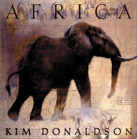 9780823001576: Africa: An Artist's Journal