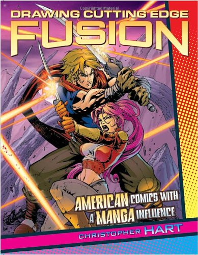 9780823001606: Drawing Cutting Edge Fusion: American Comics With a Manga Influence
