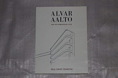 9780823001743: Alvar Aalto and the International Style