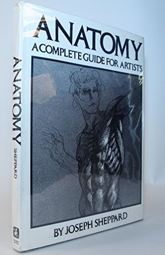 9780823002184: Anatomy: A Complete Guide for Artists