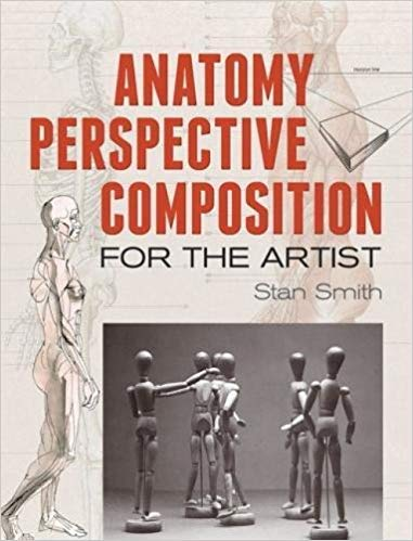 9780823002191: Anatomy Perspective and Composition for the Artist