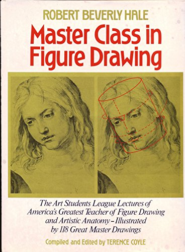 9780823002245: Master Class in Figure Drawing