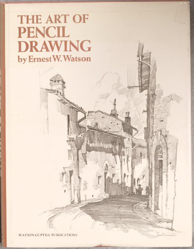 9780823002757: The Art of Pencil Drawing