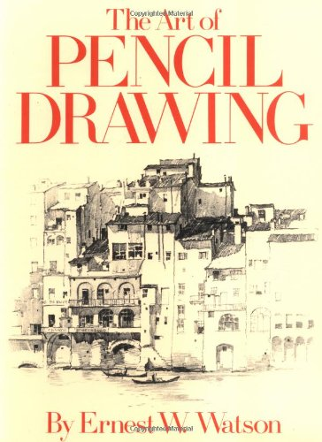 9780823002764: The Art of Pencil Drawing