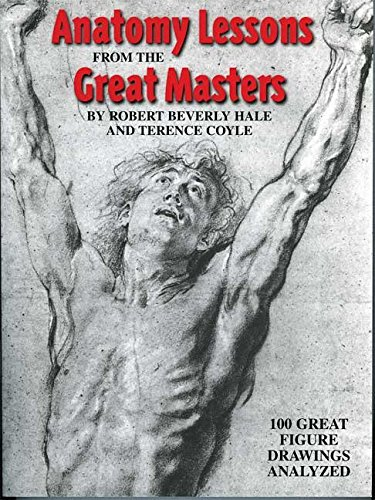 9780823002818: Anatomy Lessons from the Great Masters: 100 Great Figure Drawings Analysed