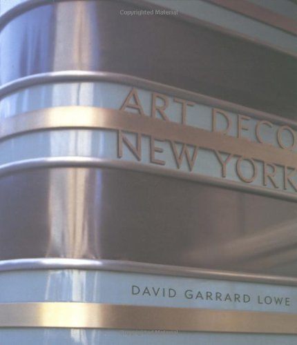 Art Deco New York.