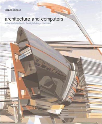 9780823003242: Architecture and Computers: Action and Reaction in the Digital Design Revolution