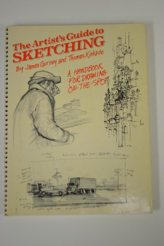 9780823003327: The Artist's Guide to Sketching
