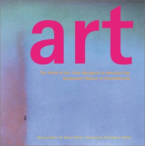 ART: The World of Art, from Aboriginal: Robert Belton