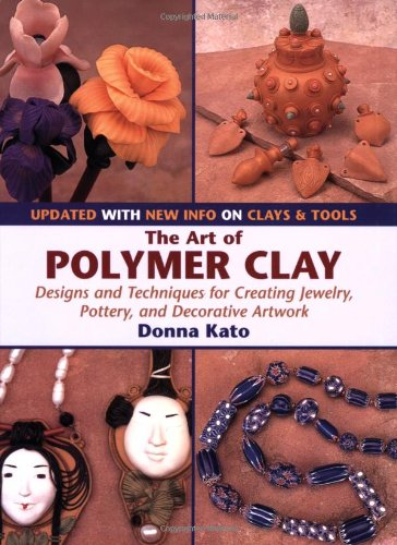 9780823003570: The Art of Polymer Clay: Designs And Techniques for Creating Jewelry, Pottery, and Decorative Artwork