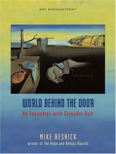 9780823004164: World Behind the Door: An Encounter With Salvador Dali