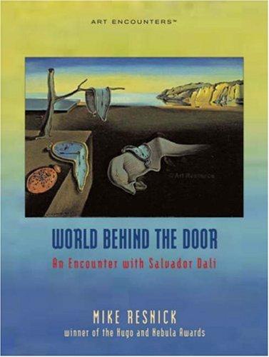9780823004164: World Behind the Door: An Encounter with Salvador Dali (Art Encounters)