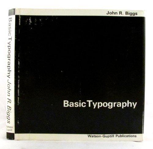9780823004508: Basic Typography