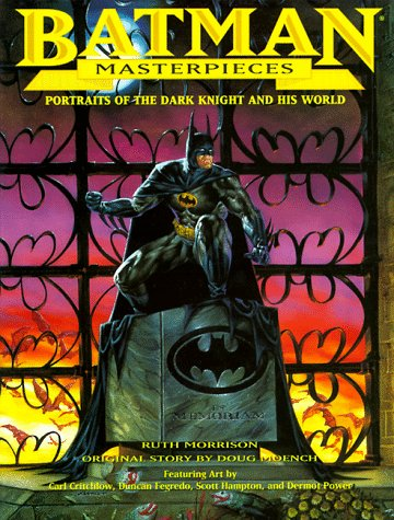 9780823004614: Batman Masterpieces: Portraits of the Dark Knight and His World