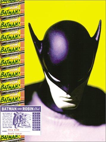 Batman Collected: Chip Kidd