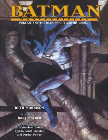9780823004669: Batman Masterpieces: Portraits of the Dark Knight and His World