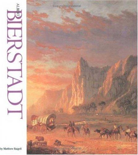 9780823004935: Albert Bierstadt (Famous Artists)