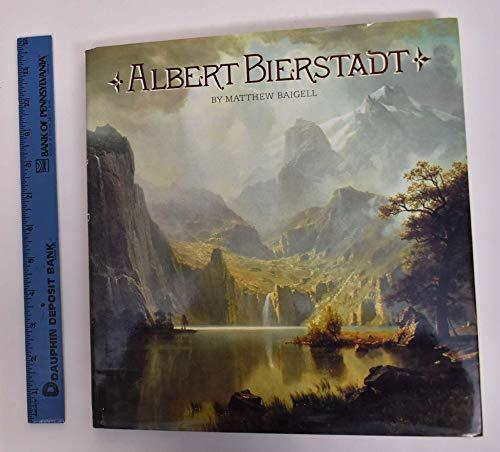 Albert Bierstadt: Matthew Baigell