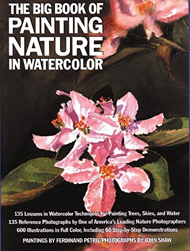 9780823004997: The Big Book of Painting Nature in Watercolor