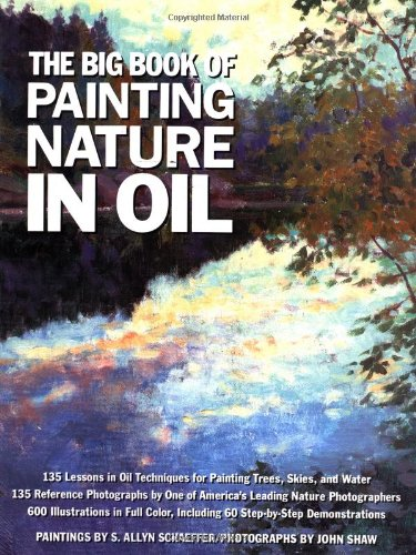 9780823005031: The Big Book of Painting Nature in Oil