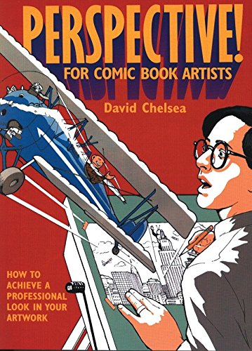 9780823005673: Perspective! for Comic Book Artists: How to Achieve a Professional Look in Your Artwork