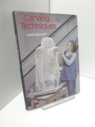 9780823005680: Carving techniques