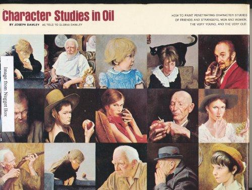 9780823006083: Character Studies In Oil