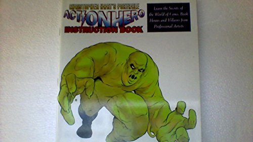 9780823006281: Christopher Hart's Portable Action Hero Comic Book Studio