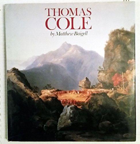 9780823006472: Thomas Cole