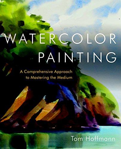 Watercolor Painting (Hardback): Tom Hoffmann