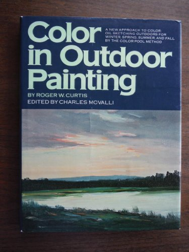 9780823007400: Color in outdoor painting