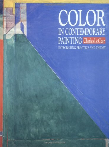 9780823007417: Color in Contemporary Painting: Integrating Practice and Theory