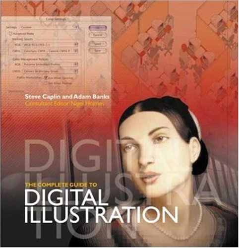 9780823007844: The Complete Guide to Digital Illustration