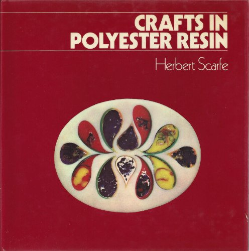 9780823010042: Crafts in Polyester Resin.