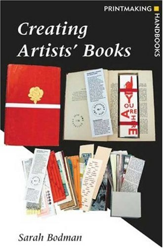 9780823010127: Creating Artists' Books