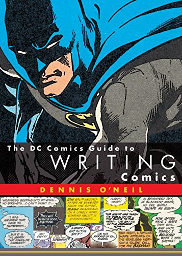 9780823010271: The DC Comics Guide to Writing Comics the DC Comics Guide to Writing Comics