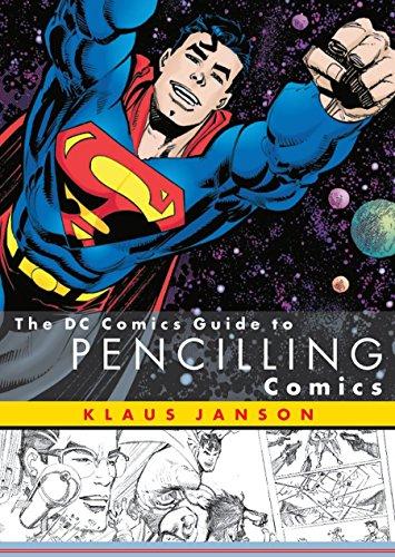 9780823010288: The Dc Comics Guide to Pencilling Comics