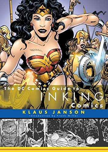 9780823010295: The DC Comics Guide to Inking Comics