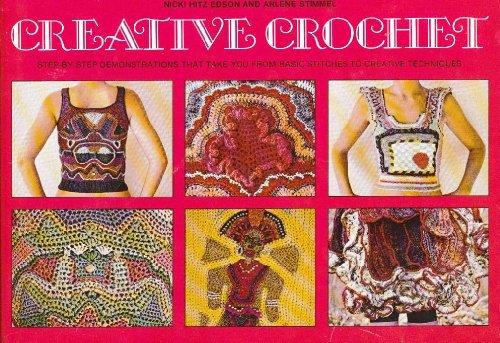 9780823010400: Creative crochet,