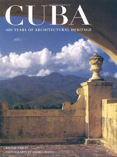 9780823011285: Cuba: 400 Years of Architectural Heritage